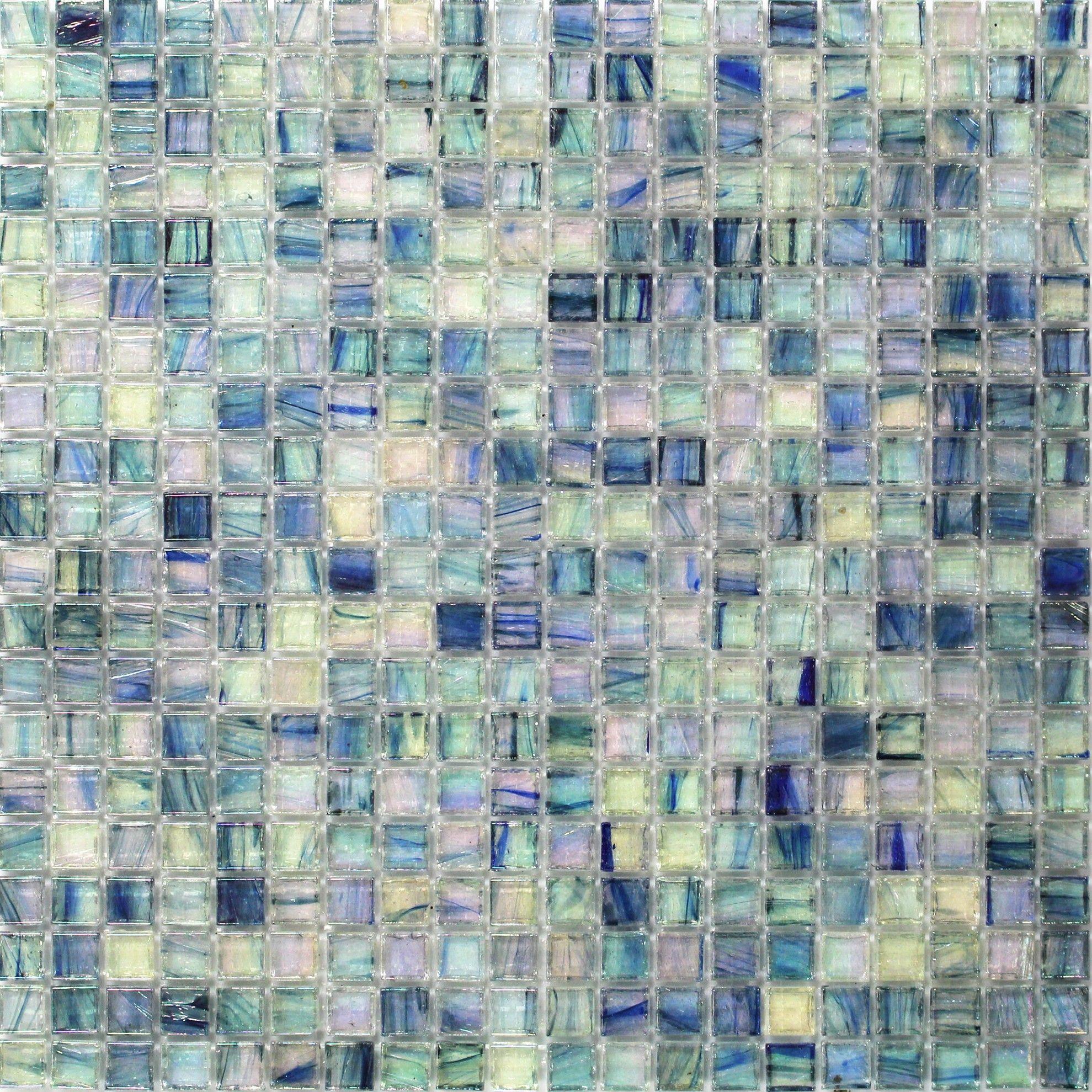 Celeste Harbor Fog Glass Tile | The Home | Pinterest | Glass, Bath ...