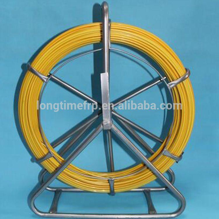 Fiberglass Underground Conduit Snake rod ABS duct rodder ...