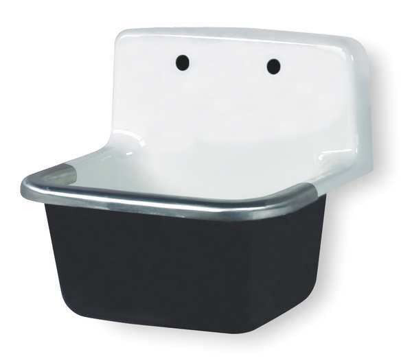 White Cast Iron, Wall Mounted Utility Sink | Laundry | Pinterest | Utility  Sink, Iron Wall And Cast Iron