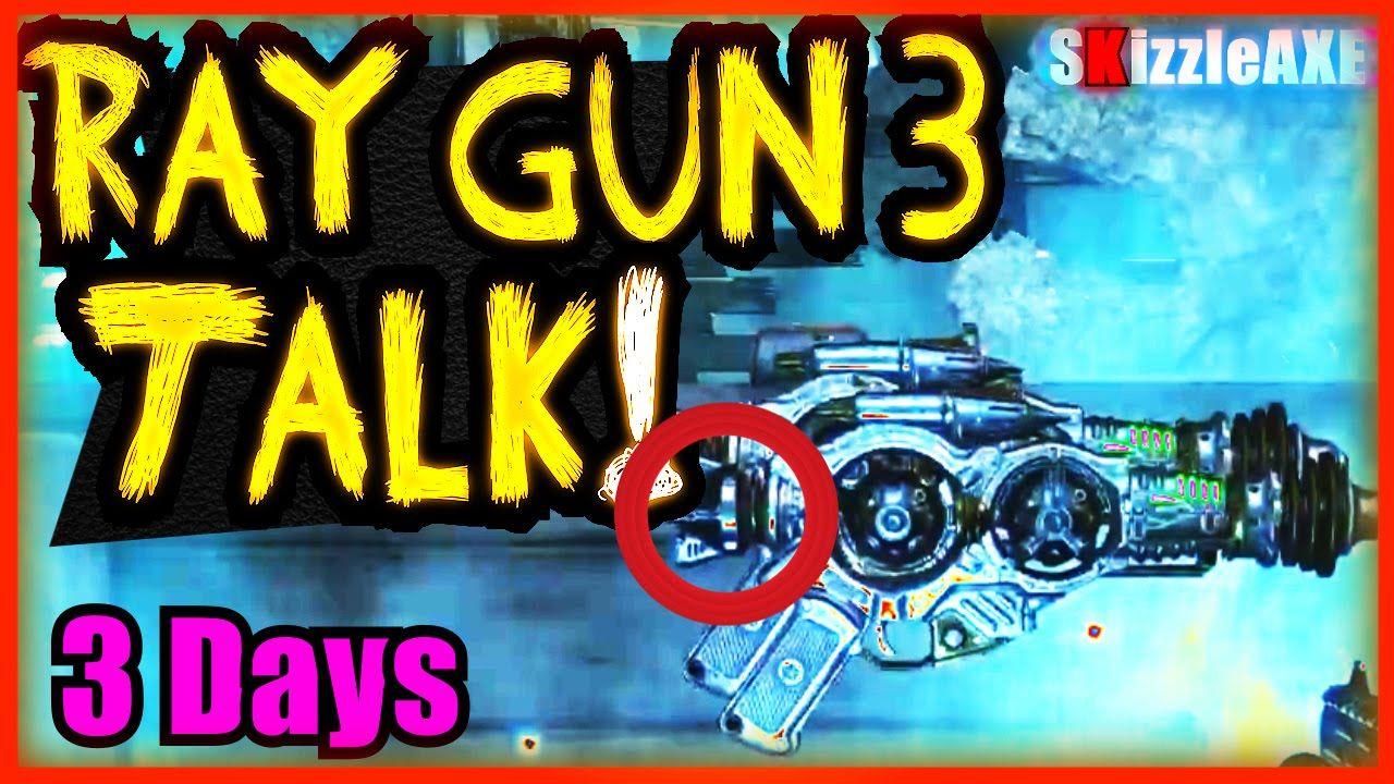 New Ray Gun Mark 3 Or Wave Gun 2 Dlc 3 Gorod Krovi Zombies Map