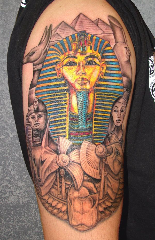 Unique Egyptian Tattoo Design And Meaning Egyptian Tattoo Designs