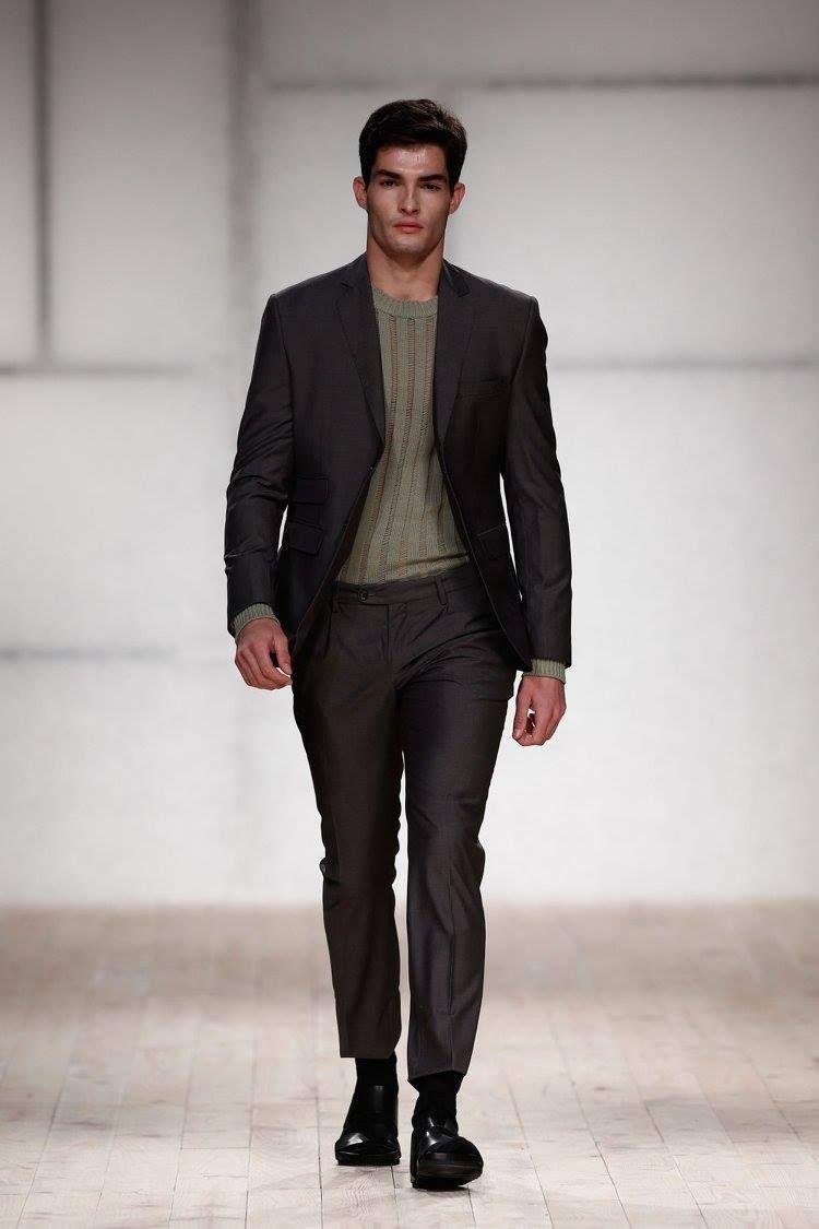Stylish men haircuts ricardo preto springsummer   moda lisboa  male fashion and