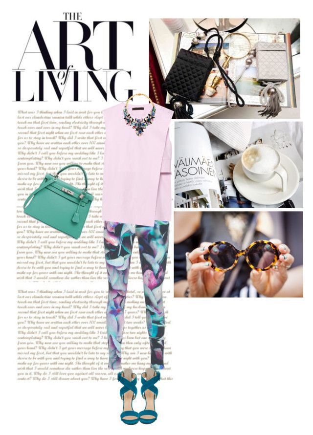 the art of living by cocochanel10 liked on polyvore featuring