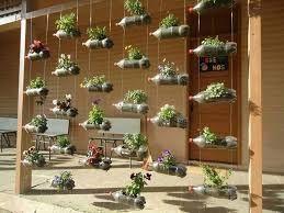 Resultado de imagem para jardim vertical criativo