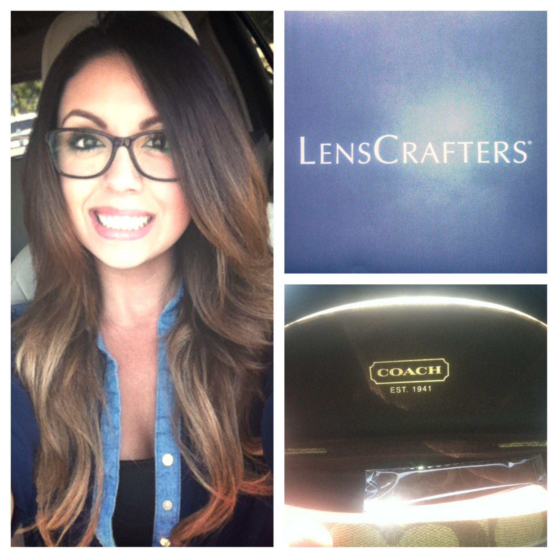 lenscrafters coach frames