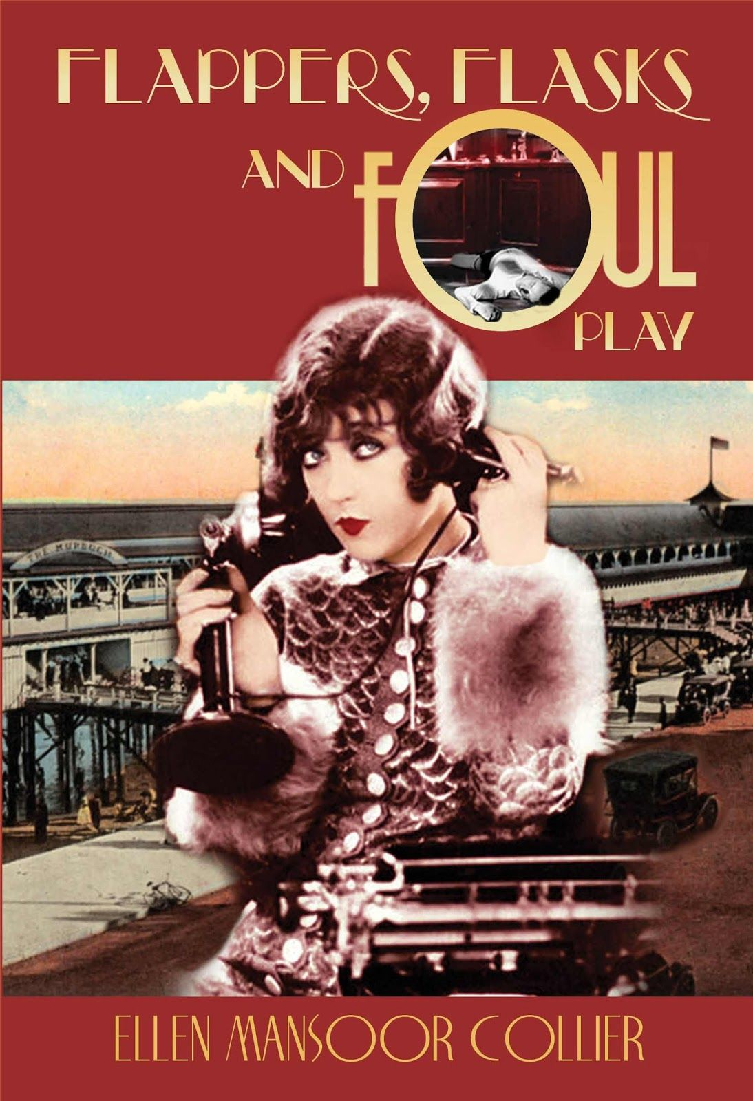 The Jazz Age Mystery Series Plus Giveaway