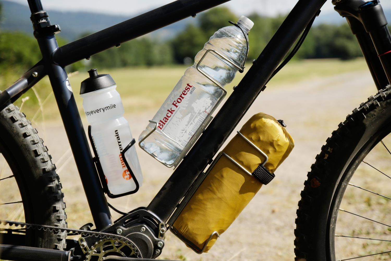 New Elite Custom Race Plus Bottle Cage Black//Green Road Mountain Bike Water