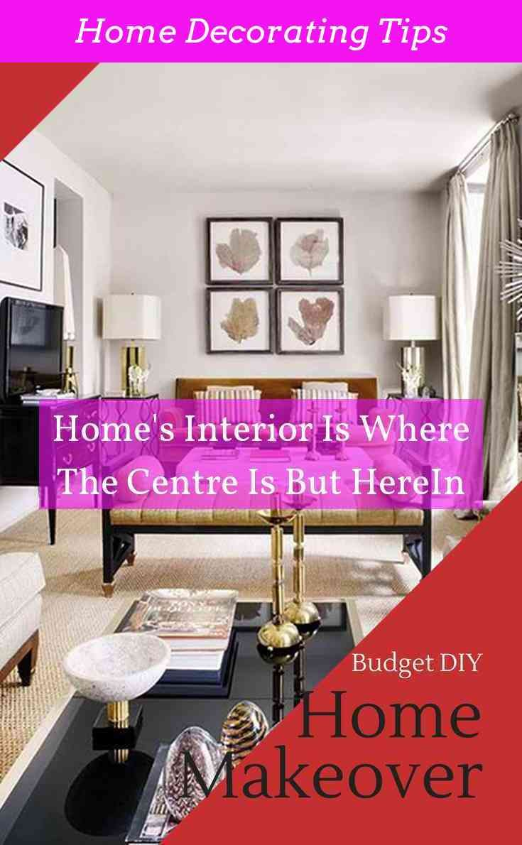 Think your home will never be picture perfect these interior design tips can help more info could found at the image url homedecordiy also everything you need to decorate decor rh pinterest
