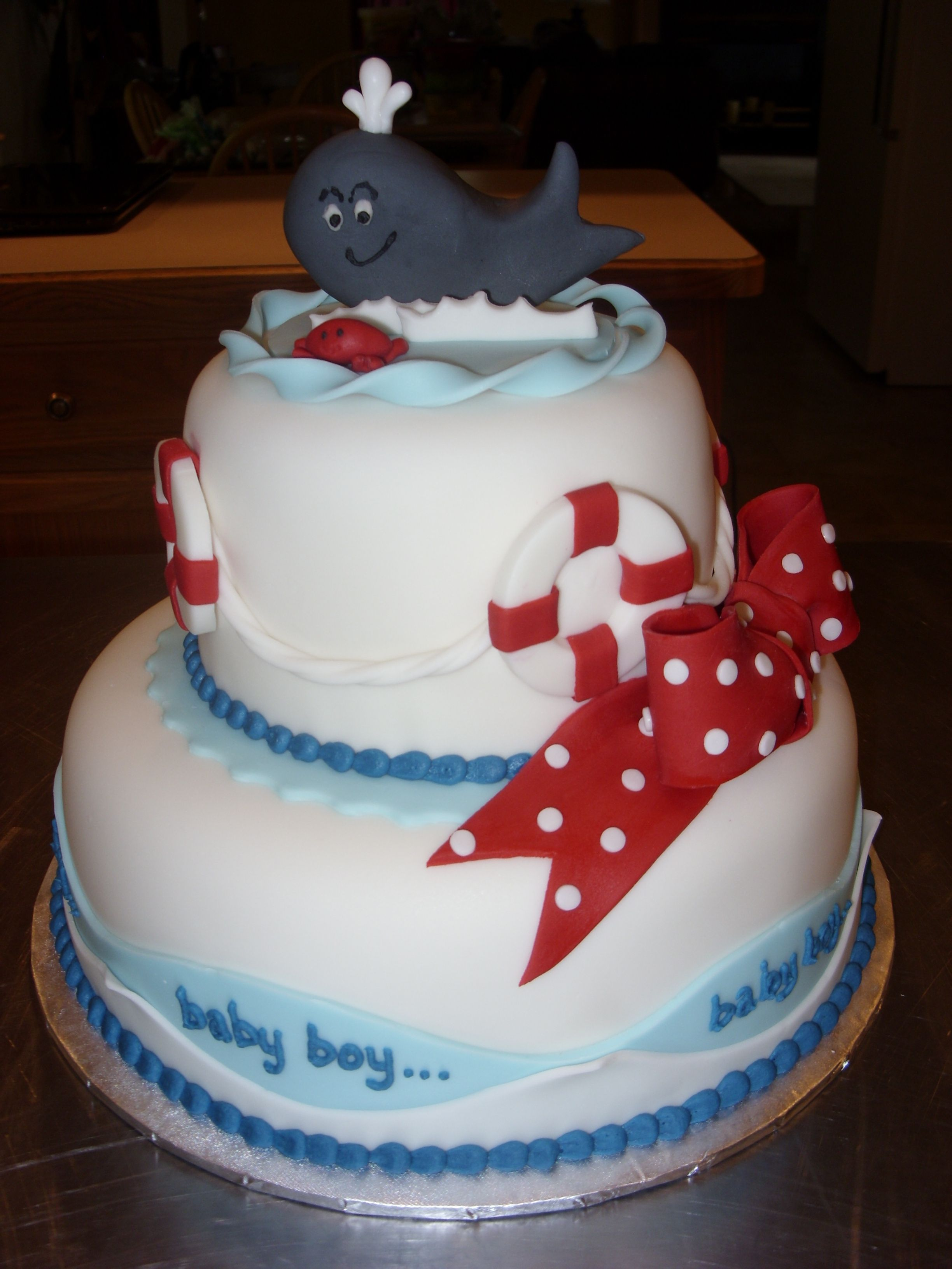 36 best Baby Shower Cakes images on Pinterest