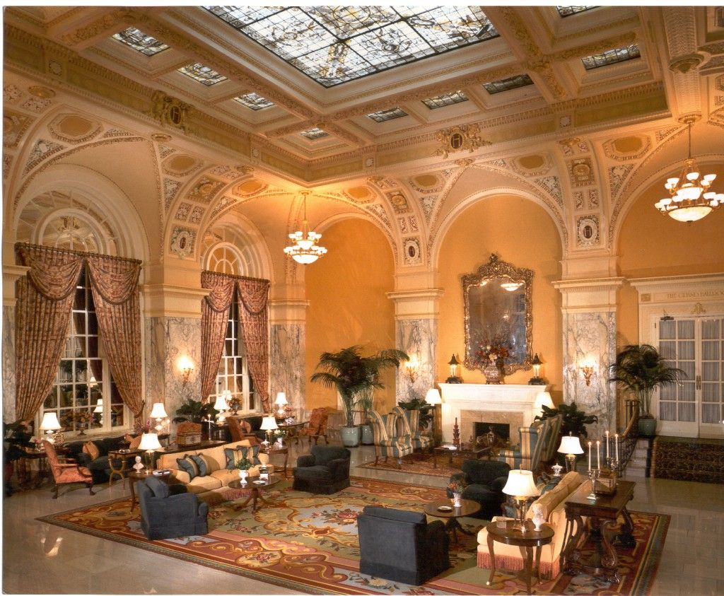 Nashville luxury hotel the hermitage hotel downtown nashville tn