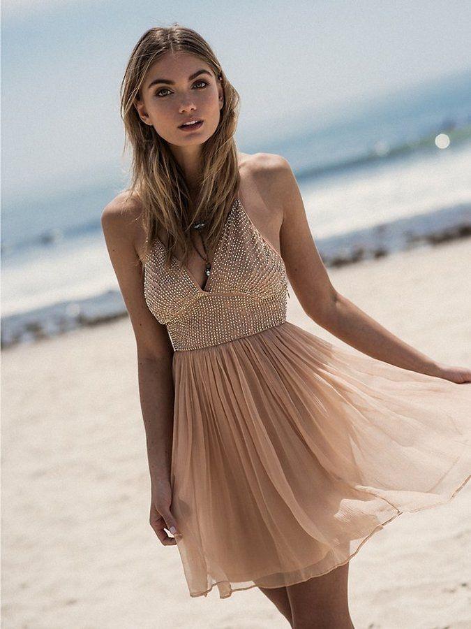 Like A Diamond Dress