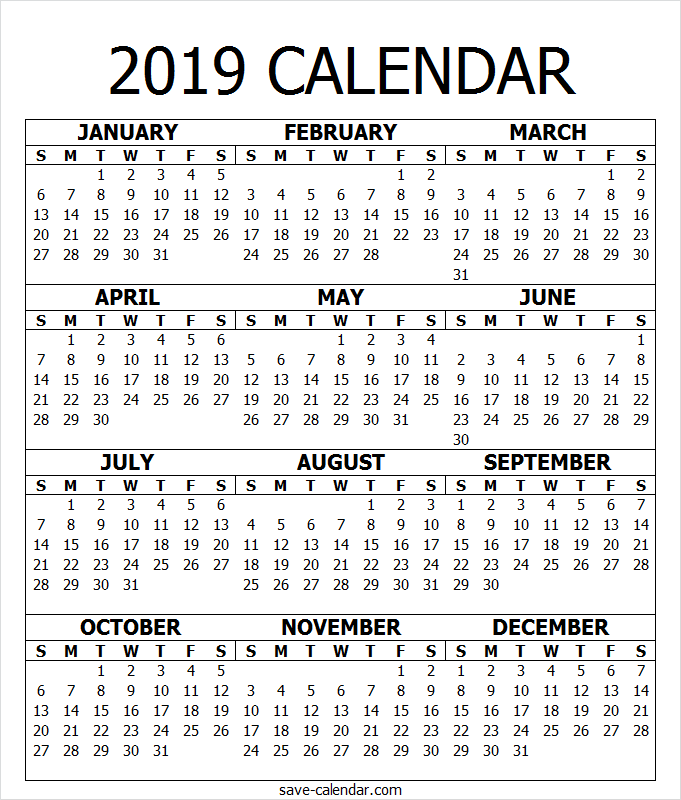 calendar 2019 uk calendar 2019 uk yearly calendar template