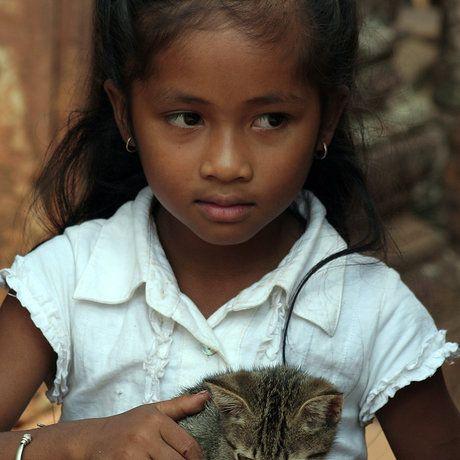 #Child of the world#CAMBODJA