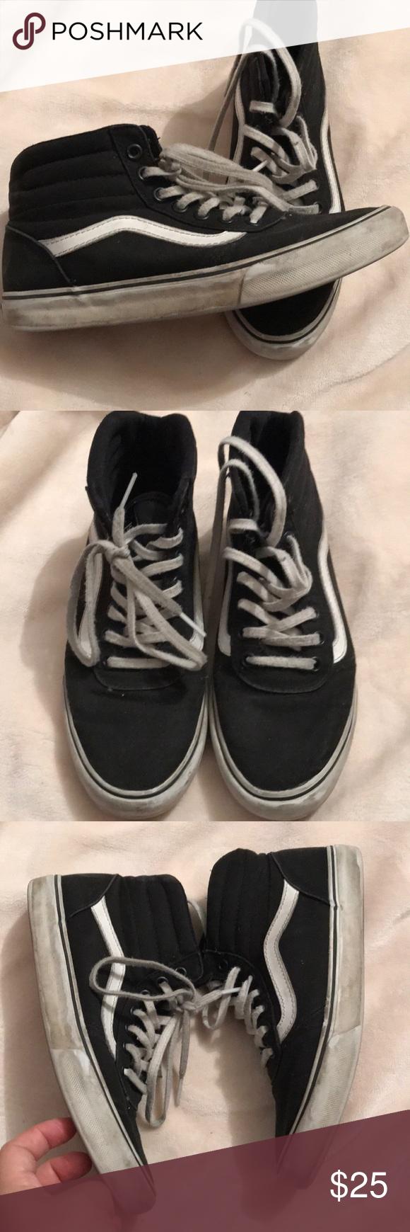 van shoes size 6.5