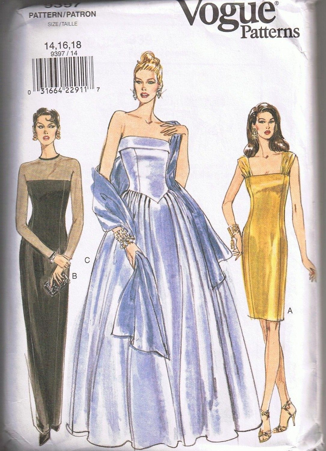Vintage Bridal Patterns Old Dress For Sale Wedding