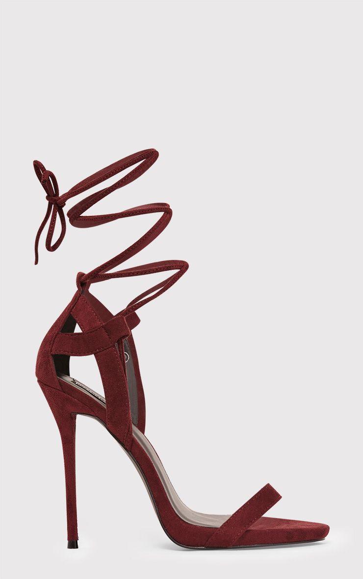 Burgundy heels, Prom heels, Pumps heels