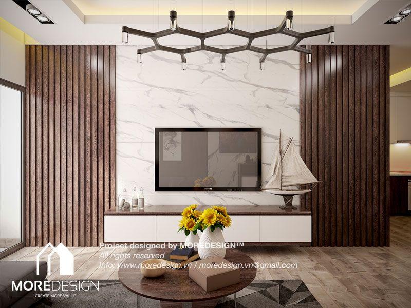 Thiết Kế Nội Thất Chung Cư Park Hill Home Interior Design Loft Decor Living Room Designs