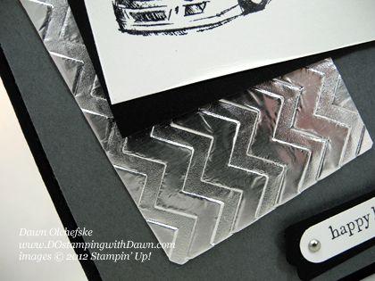 aluminum foil embossing  with embossing folders