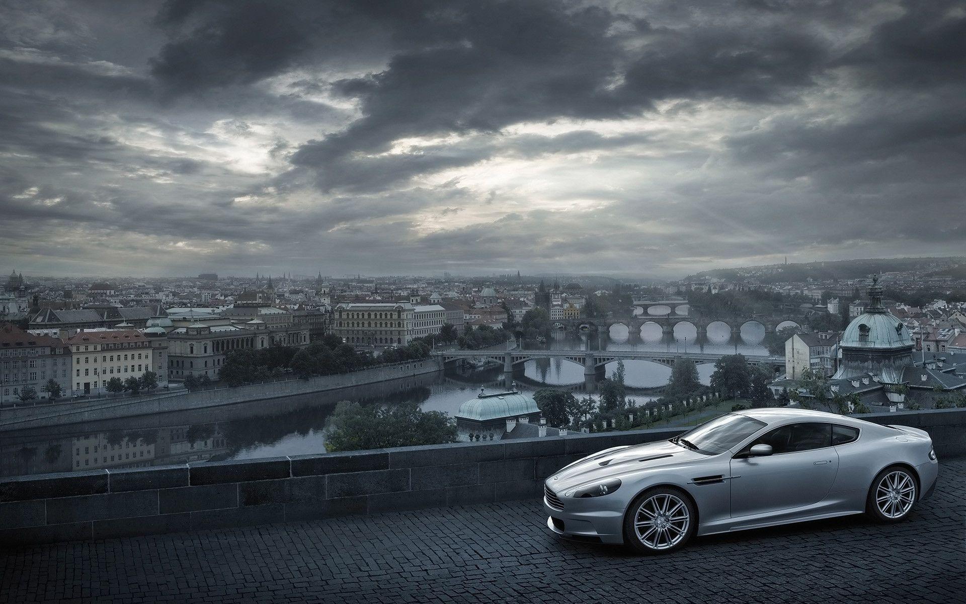 Aston Martin Dbs Hd Wallpaper
