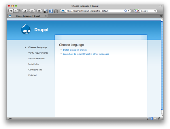 Intro To Drupal Build A Simple Cms Drupal Coding Intro