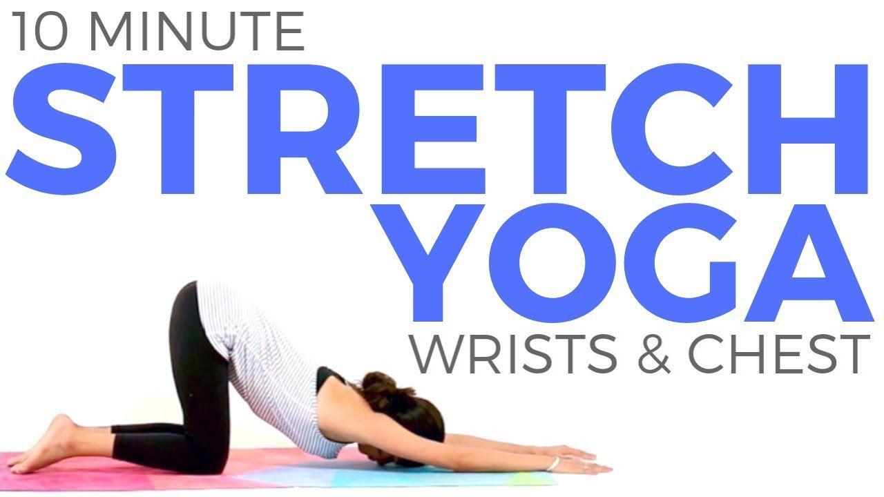 Yoga Stretches On Youtube
