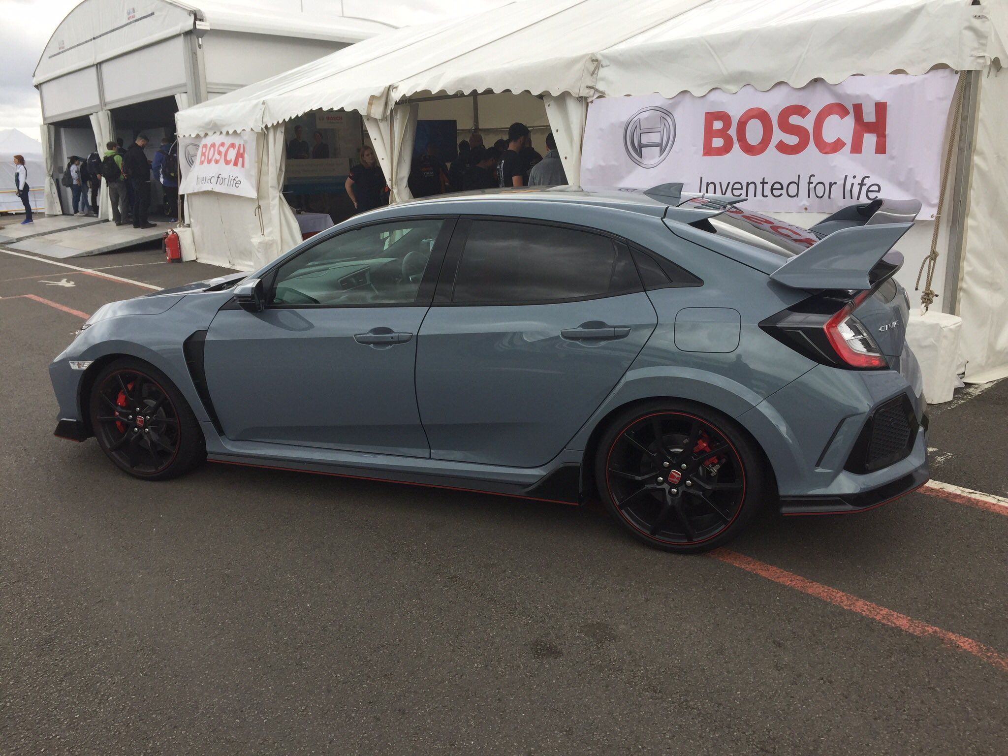 Civic Type R Grey Honda Type R Honda Civic Type R Honda Civic