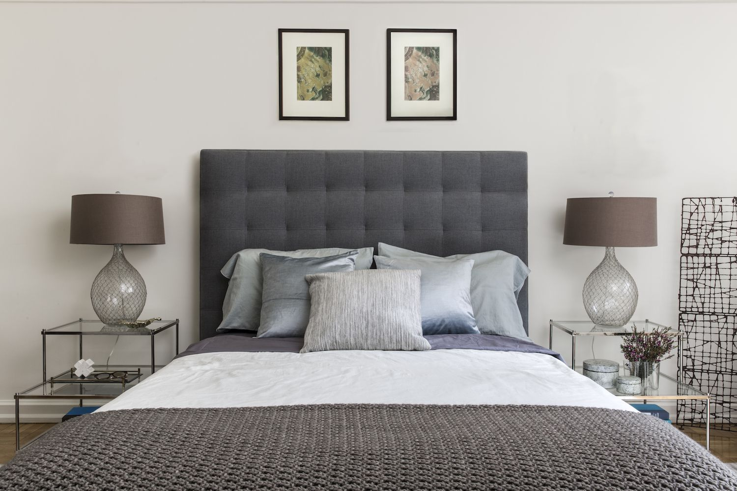 An Amazing Sparse Master Bedroom Makeover | Master bedroom ...