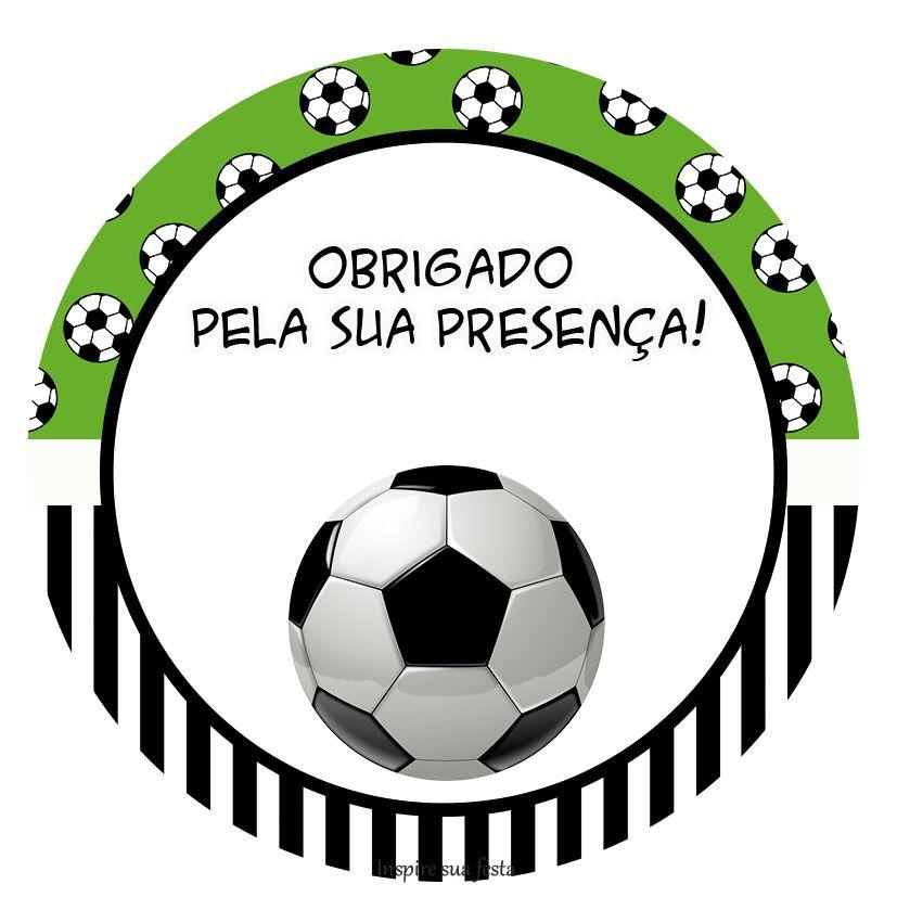 a04303552bbab9 Futebol - Kit festa grátis para imprimir | Festa futebol | Festa de ...