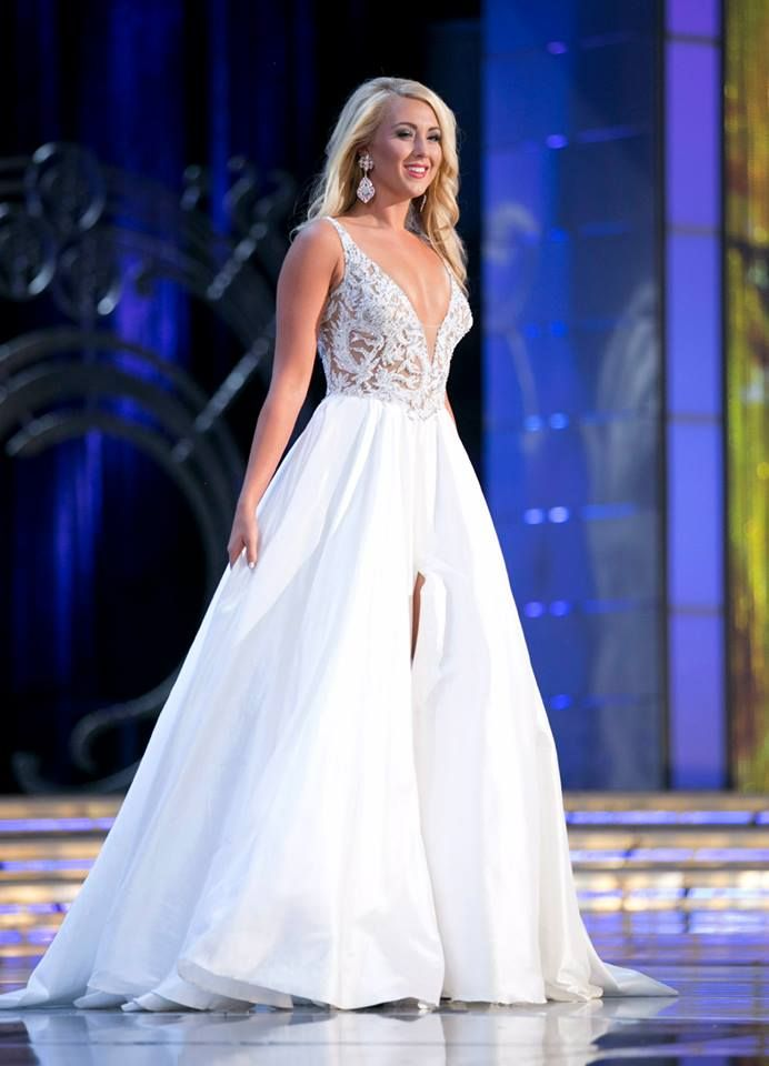 The Miss America evening gowns of the 2015 pageant were stunning ...