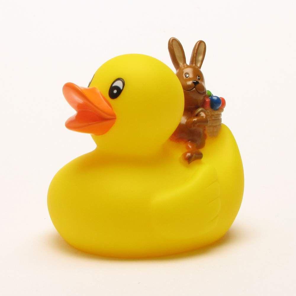 Badeente Osterhase - Rubber Duck