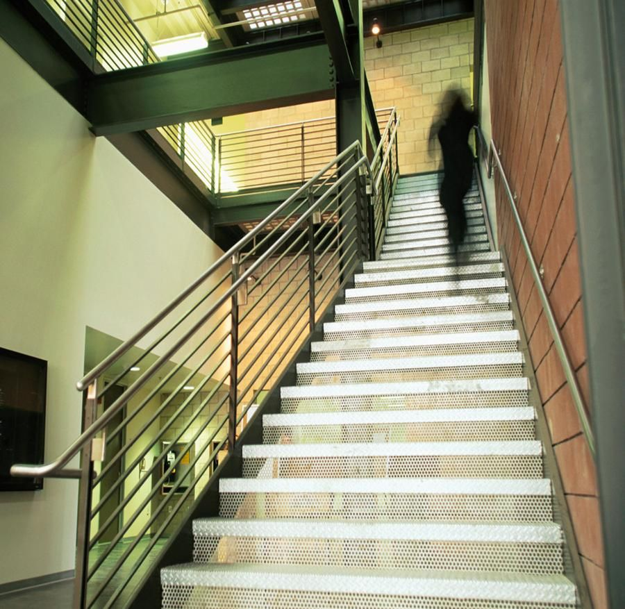 Eberl Stair Systems   Cuatome And Standard Commercial Stair Components