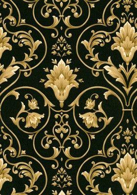 Wallpaper Borders Murals And Other Wall Decor Victorian Wallpaper Gold Damask Wallpaper Gold Victorian Wallpaper