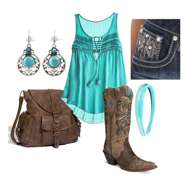 Simple Western Wear