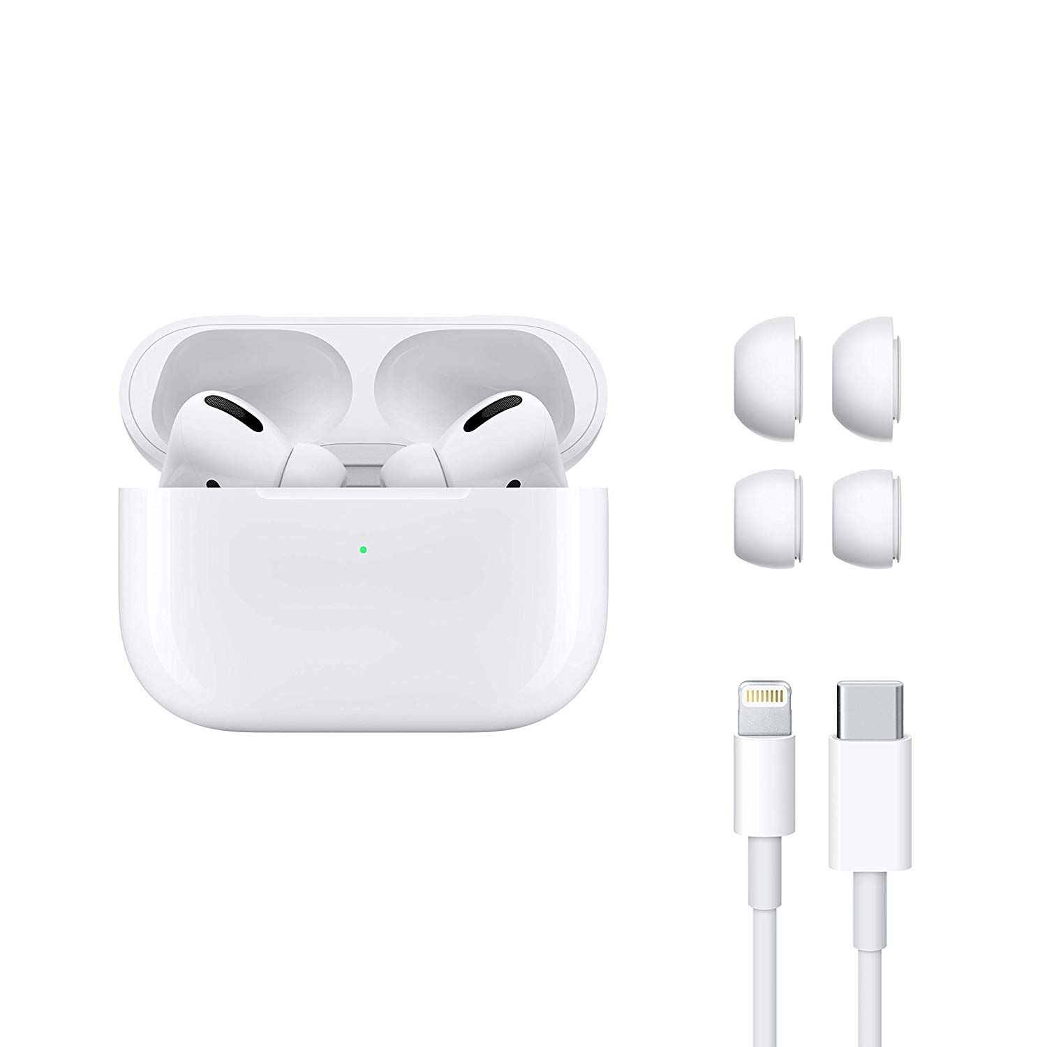 Apple Airpods Pro Features >Active noise cancellation for