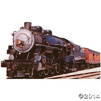 Southern Pacific Train 2472 Stand-Up - Oriental Trading