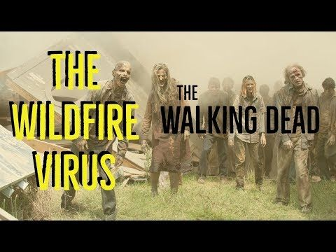 The Wildfire Virus (The Walking Dead Explored) - YouTube | Is De