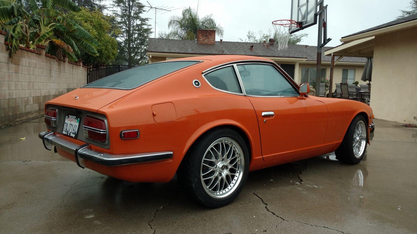 1972 Datsun 240Z   Datsun 240z. Datsun. Nissan z cars