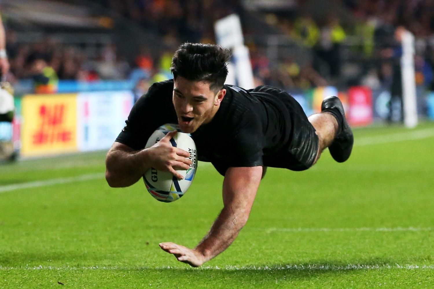 Nehe Milner Skudder Nova Zelanda 34 17 Australia Rwcfinal Nzl Vs Aus Teamallblacks Vs Strongerasone Wallabies All Blacks Rugby World Cup Rugby