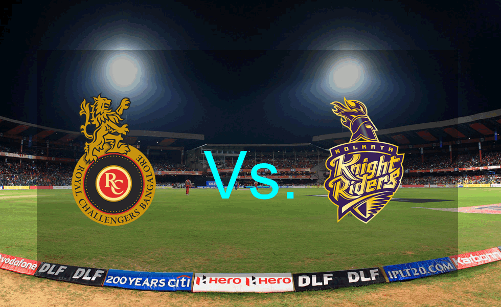 Find Live Score of IPL 2019 Match 17 Royal Challengers