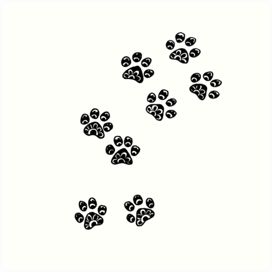 Image Result For Dog Paw Print Drawing Paw Print Drawing Dog Paw Print Drawings Paw print template shapes | blank printable shapes. image result for dog paw print drawing