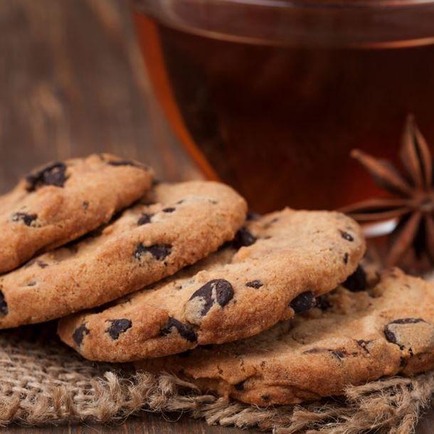 Biscuits express aux pépites de chocolat