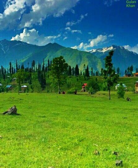 Heavenly Nature Beauty Of Kel Neelum Valley Azad Kashmir Pakistan Kashmir Pakistan Azad Kashmir Beautiful Places