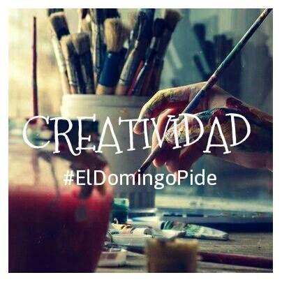 #eldomingopide creatividad