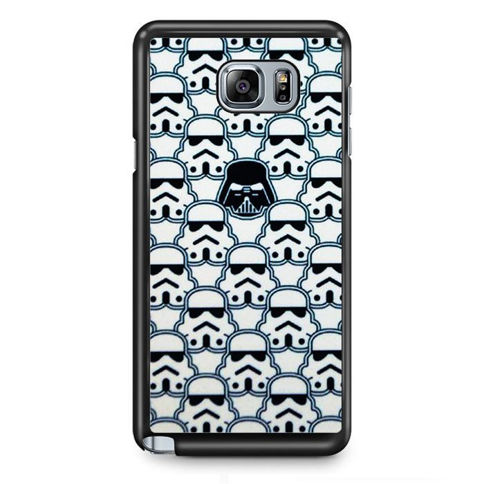 Darth Vader And The Troopers TATUM-3025 Samsung Phonecase