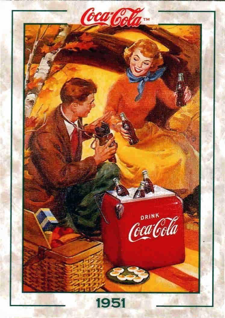 coca cola retro advert coke anuncios antiguos de coca cola publicidad vintage posters. Black Bedroom Furniture Sets. Home Design Ideas