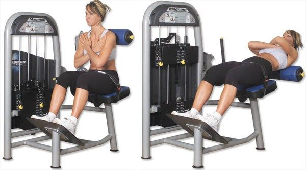 Low Back Extension Machine Alternative Exercises ...