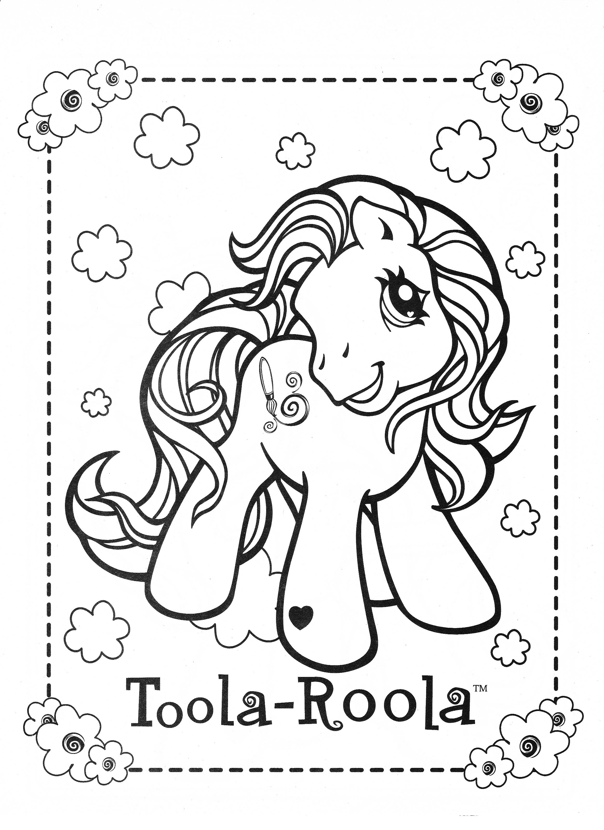 Lyon Cookie Coloring Sheet - Clipart Library •