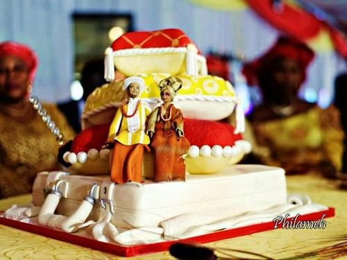 Lagos Photos Collection Of Nigerian Pictures African Wedding Cakes Traditional Wedding Cakes Traditional Wedding Cake