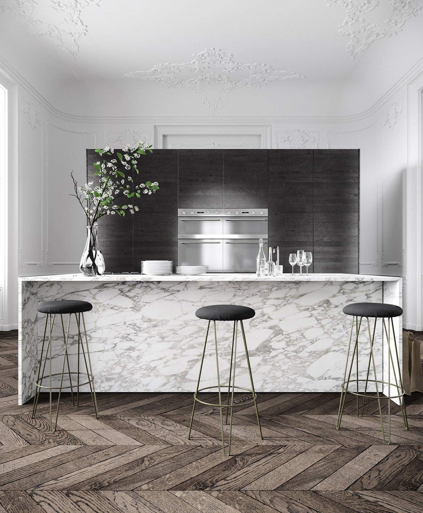Paris Apartment by Jessica Vedel | Pinterest | Parisian apartment ...
