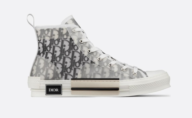 dior high tops convers   Sneakers men